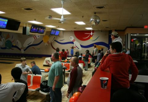 OBX Bowling Center, Nags Head Outer Banks, OBX League Bowlers