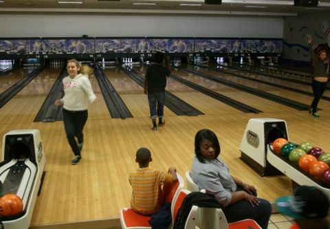 OBX Bowling Center, Nags Head Outer Banks, OPEN BOWL