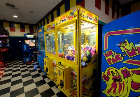 OBX Bowling Center, Nags Head Outer Banks, Arcade & Game Room